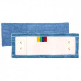Microfibre Poche et Languette 2 oeillets  40 cm, Haute Densité, X 1