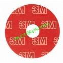 Disque Scotch Brite 3M rouge 505  mm colis de 5