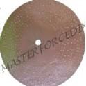 Disque carbure de tungstène D 400 GR 14 double face pour ponçage et regréage des bétons  x 1