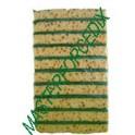 Tamponges x 10, 2 EN 1 nettoyage et récurage