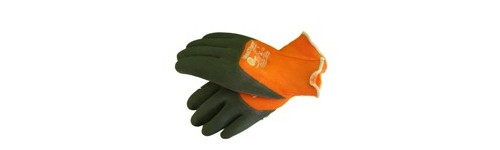 Gants : protection rapprochee des mains